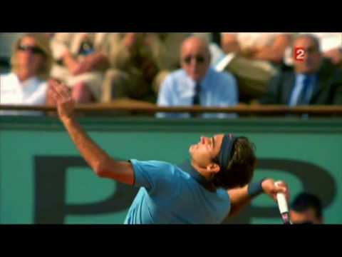 Roger Federer - The best Tennis player of the World (HD)