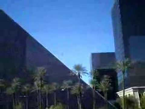 Las Vegas Monorail Ride