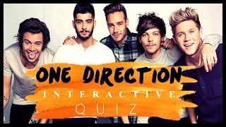 download lagu One Direction Interactive Quiz 20k Subscribers gratis