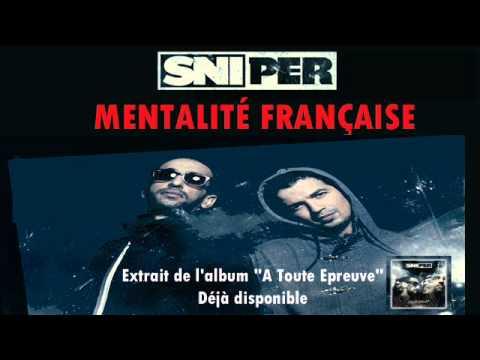 Sniper - Mentalité française (Audio officiel)