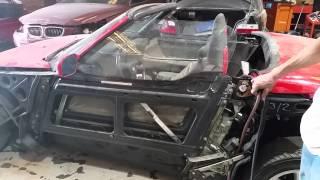Bmw z1 door fault 1