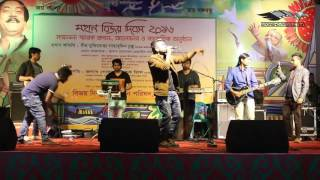 Bolte Bolte Cholte Cholte by IMRAN Live Concart 2017 at Pabna | HD |