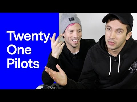 TWENTY ONE PILOTS о любимой музыке, фильмах, видеоиграх и...