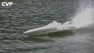 "CVP - Rc Gas Boat Osprey 42"" by Panioul"