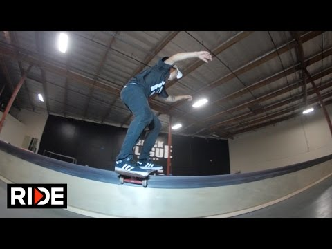 Jordan Hoffart World Record 100ft Lipslide