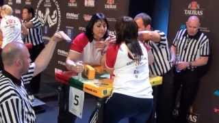 European Armwrestling Championship 2013 left-hand