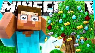If Ores Grew On Trees - Minecraft