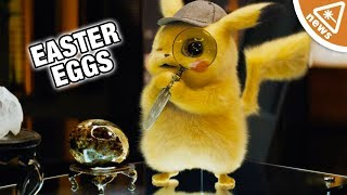 All the Pokemon & Easter Eggs in the New Detective Pikachu Trailer (Nerdist News w/ Jessica Chobot)
