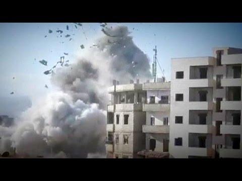 """Сирия. От веяний """"арабской весны"""" до трехлетней гражданской войны"""