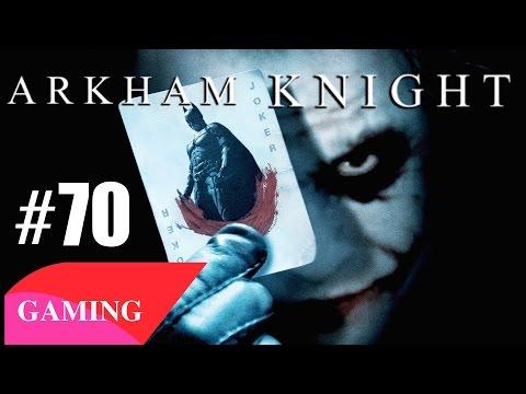 BATMAN™: ARKHAM KNIGHT #70 retrouver GORDON et travailler avec lui