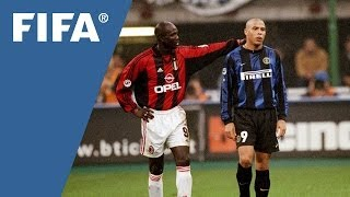 George Weah: A legend in his own time