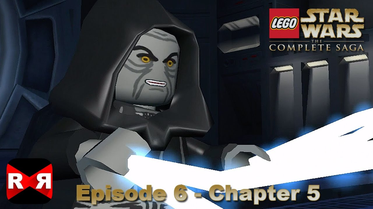 Lego Star wars: The complete saga iPhone game - free Lego Star Wars: TCS on the App Store - iTunes - Apple Lego Star Wars The Complete Saga ipad Game walkthrough