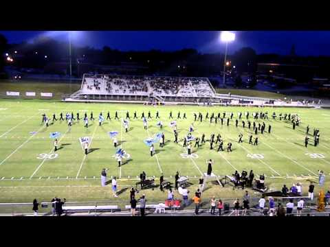What is Hip? (Opener) Alcovy High School Marching Band 2012-13