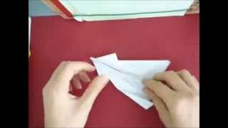 How To Make Origami High Performance Dual Glider