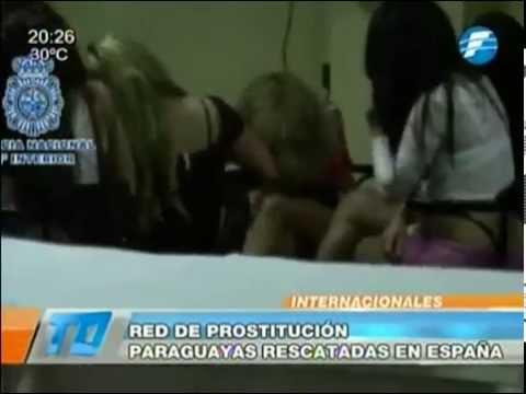 Desbaratan red de prostitución de mujeres paraguayas en España -04/02/2015