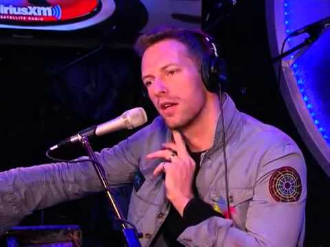 Chris Martin interview - Howard Stern Show 4 of 6