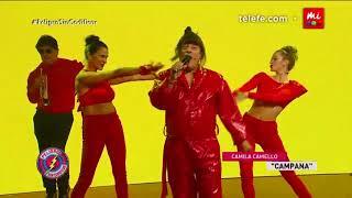 "Download Lagu Camila Camello presenta su hit ""Campana"" - Peligro Sin Codificar 2018 Gratis STAFABAND"