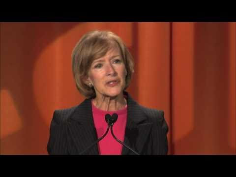 Judy Woodruff at 2011 CARE Conference