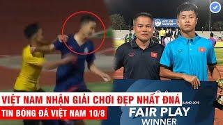 VN Sports 10/8 | Sốc: Cầu thủ Thái & Malay đánh nhau ở CK, Thái Lan gặp khó trước trận gặp VN