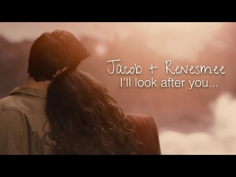 Jacob + Renesmee | I'll look after you...