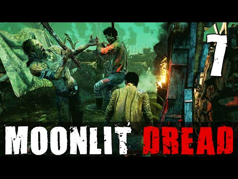 [7] Moonlit Dread (Dead by Daylight w/ GaLm and friends)