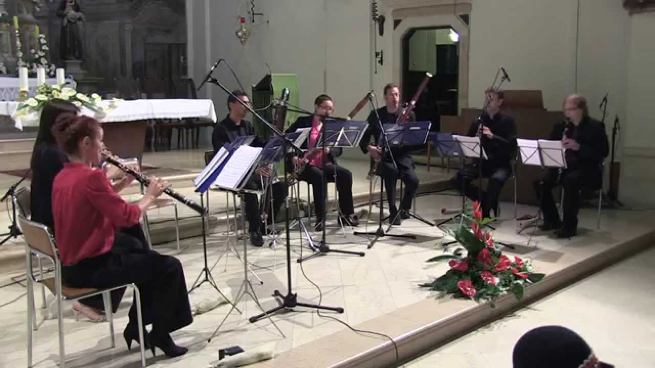 Camerata cantilly deh vieni alla finestra from mozart 39 s don giovanni arr triebensee youtube - Mozart don giovanni deh vieni alla finestra ...