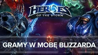 Gramy w Heroes of the Storm