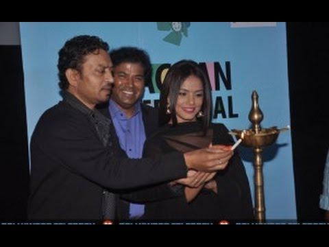 Irrfan Khan And Neetu Chandra Inaugurate The 5th Jagran Film Festival