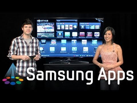 Samsung SmartTV Apps: ESPN. Hulu Plus. Netflix. and Social TV! - AppJudgment