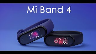 Mi Band 4: Full specs and awesome new features!