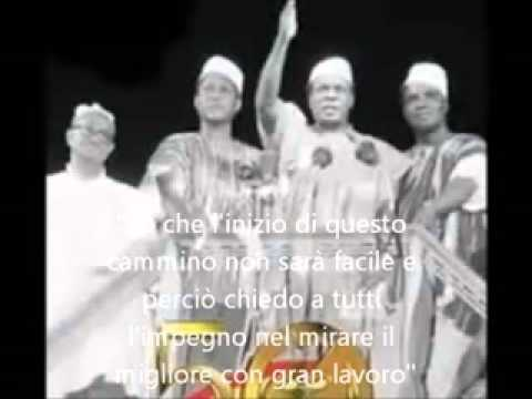 DR KWAME NKRUMAH'S PROPHETIC SPEECH ON GHANA'S INDEPENDENCE DAY - 6TH MARCH, 1957