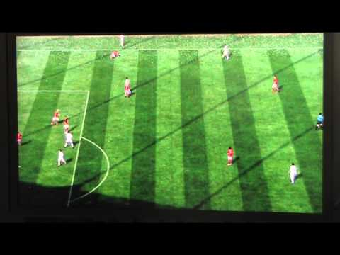 Fifa World Cup 2010 gameplay xbox 360 Quick Match