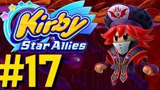 Kirby Star Allies- Sizzlai Moon & Jambandra Base