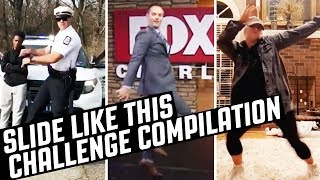 Slide Like This Challenge 2019 COMPILATION #SlideLikeThisChallenge