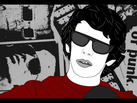 ROCK IT - PETER T. & HIS BAND - LOU REED POP ART