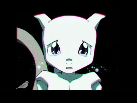 Don't cry Mewtwo, you should be happy