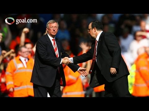 Sir Alex Ferguson vs Rafael Benítez