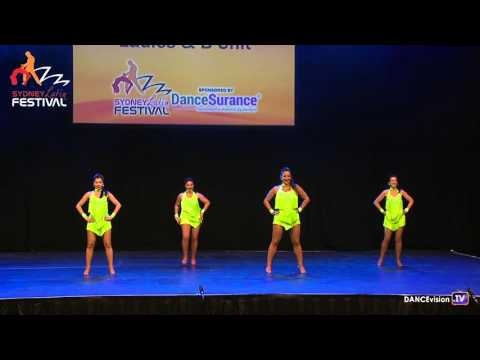 Tropical Soul Ladies & B-Unit - 2016 Sydney Latin Festival