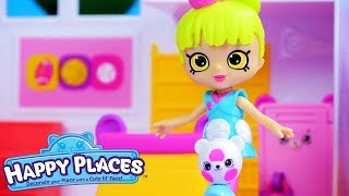 Shopkins | Happy Places The Lil' Shoppies of Happyville - Soccer Games | Cartoons for Children