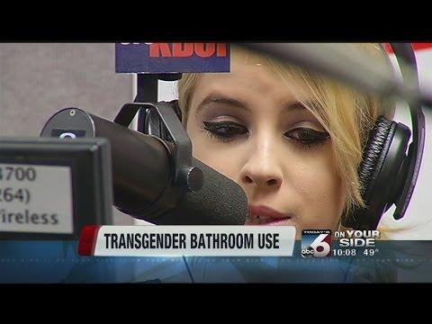 Transgender Teen Allowed To Use Girls Bathroom At School video