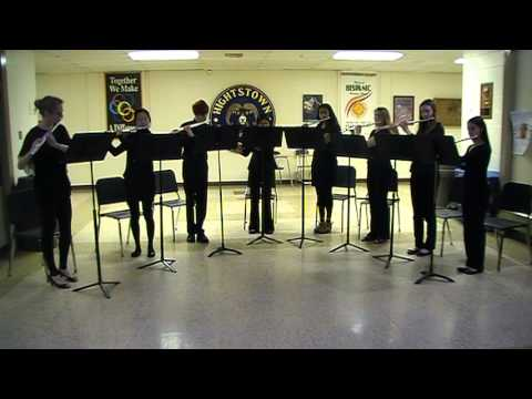 Hightstown High School Flute Choir