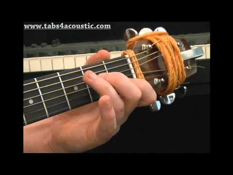 Cours De Guitare Gratuit : Les Enchainements D'accords - Partie 1