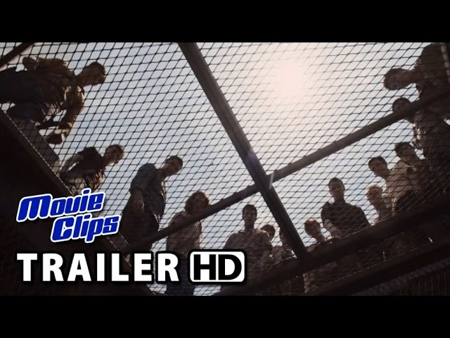 THE MAZE RUNNER 'Vanish' Official TV Spot (2014) HD