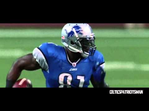 CALVIN JOHNSON - MEGATRON - 2011/12