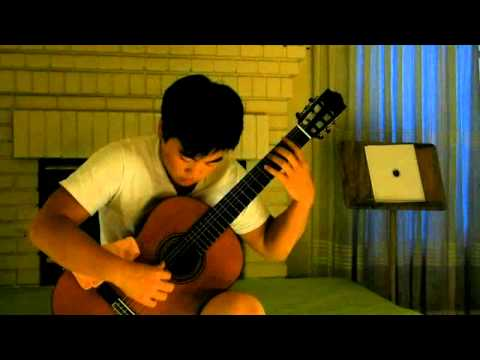 Барриос Мангоре Агустин - Junto A Tu Corazn Op 8 No1