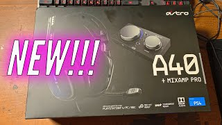 Astro A40 2019: Unboxing and First Thoughts
