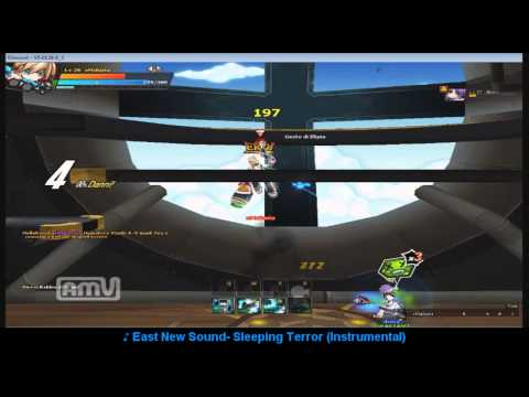 [IT] Elsword - Shooting Guardian Arena PvP