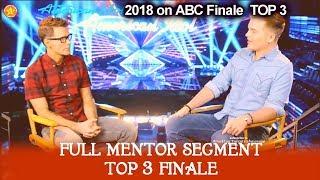 Download Lagu Caleb Lee Hutchinson  FULL MENTOR SEGMENT American Idol 2018 Finale Top 3 Gratis STAFABAND