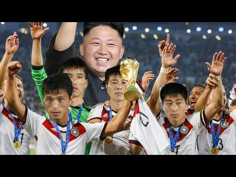 North Korea Wins The World Cup?!? video