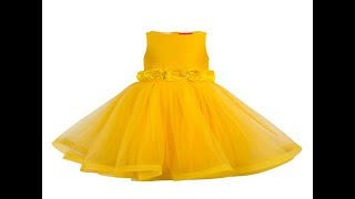 Fashionable Kids Everyday Wear Frocks || New Style Frocks Girls Dress at Best Prices